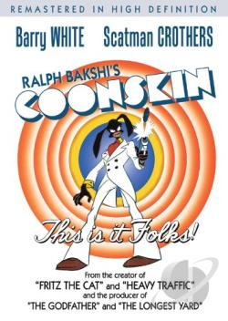 Coonskin DVD Cover Art