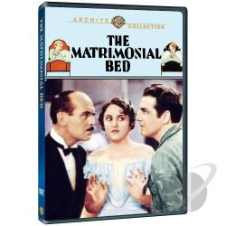 Matrimonial Bed DVD Cover Art