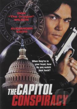 Capitol Conspiracy DVD Cover Art