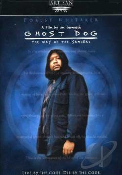 Ghost Dog: The Way of the Samurai DVD Cover Art