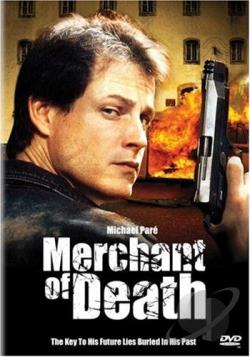 Merchant Of Death: Mission Of Death DVD Cover Art