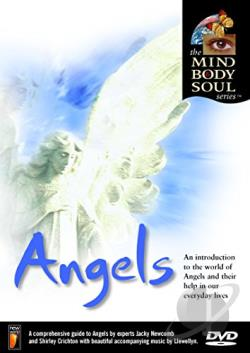 Jacky Newcomb & Shirley Crichton - Angels DVD Cover Art