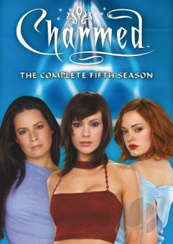 Charmed - The Complete Fifth Season DVD Cover Art