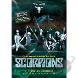 Live At Wacken Open Air 2006 [PAL Format] DVD Cover Art