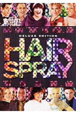 Hairspray DVD Cover Art