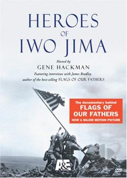 Heroes of Iwo Jima DVD Cover Art