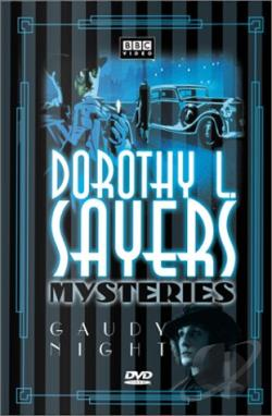 Dorothy L. Sayers Mysteries - Gaudy Night DVD Cover Art