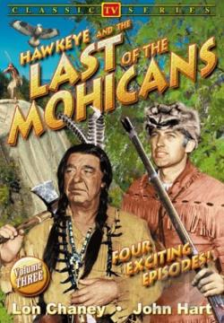 Classic TV Series - Hawkeye and the Last of the Mohicans: Volume 3 DVD Cover Art