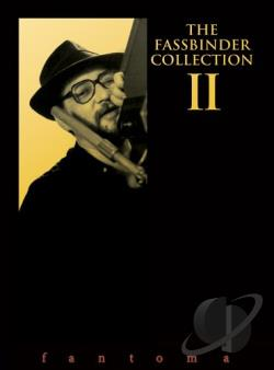 Fassbinder Collection II DVD Cover Art
