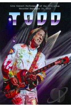 Todd DVD Cover Art