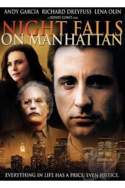 Night Falls on Manhattan DVD Cover Art
