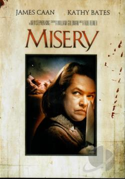 Misery DVD Cover Art
