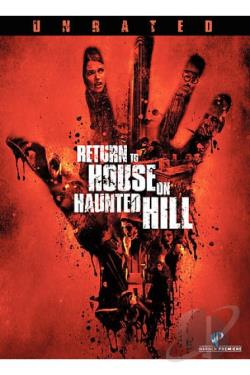 Return to House on Haunted Hill DVD Cover Art