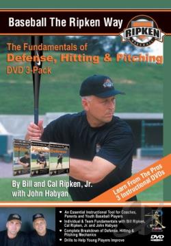 Baseball The Ripken Way DVD Cover Art