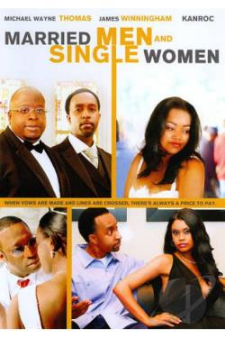 Married Men and Single Women DVD Cover Art