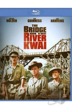 Bridge on the River Kwai BRAY Cover Art