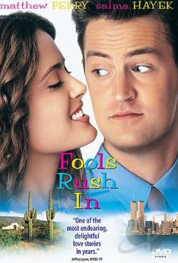 Fools Rush In DVD Cover Art