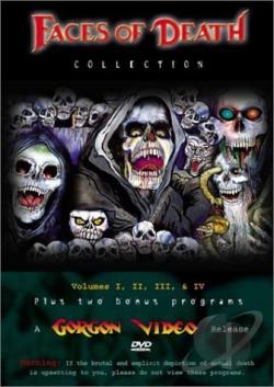 Faces of Death: Boxed Set DVD Cover Art