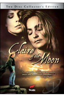 Claire of the Moon DVD Cover Art