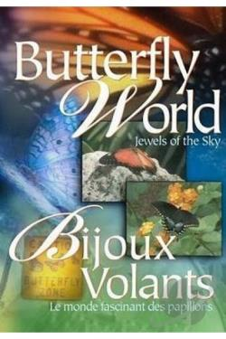 Butterfly World: Jewels of the sky DVD Cover Art
