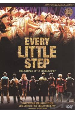 Every Little Step DVD Cover Art