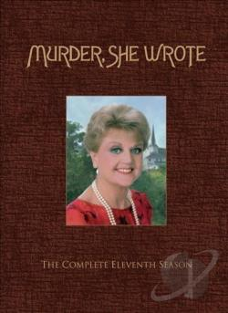 Murder, She Wrote - The Complete Eleventh Season DVD Cover Art