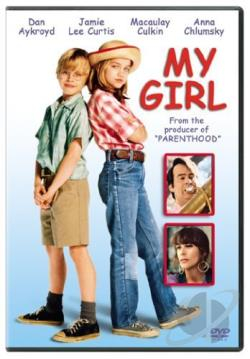 My Girl DVD Cover Art