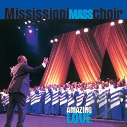 Mississippi Mass Choir - Amazing Love DVD Cover Art