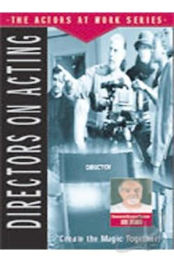 Actors at Work Series - Directors on Acting DVD Cover Art