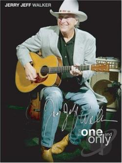 Jerry Jeff Walker - One And Only DVD Cover Art