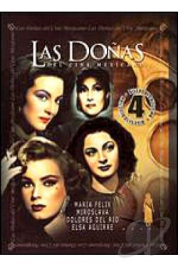 Donas - 4-Pack DVD Cover Art