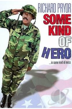 Some Kind of Hero DVD Cover Art