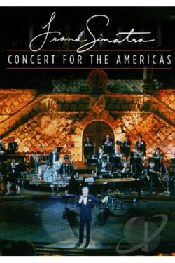 Frank Sinatra: Concert for the Americas DVD Cover Art