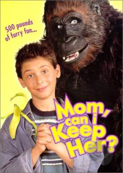 Mom, Can I Keep Her? DVD Cover Art