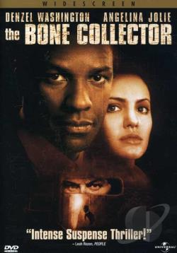 Bone Collector DVD Cover Art