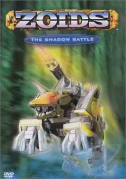 Zoids Vol. 5: Shadow Battle DVD Cover Art