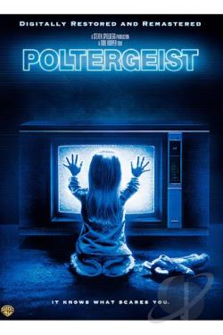 Poltergeist DVD Cover Art