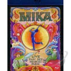Mika: Live - Parc des Princes, Paris BRAY Cover Art