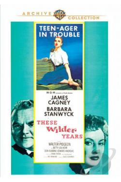 These Wilder Years DVD Cover Art