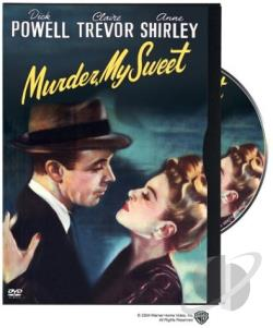 Murder, My Sweet DVD Cover Art