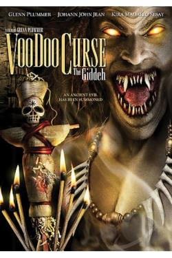 Voodoo Curse: The Giddeh/Mexican Werewolf In Texas DVD Cover Art