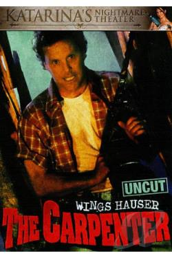 Carpenter DVD Cover Art