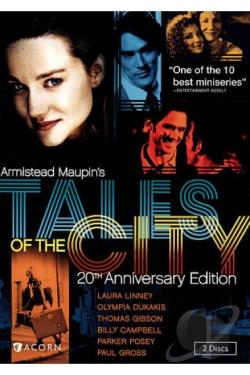 Tales of the City - Complete Set DVD Cover Art