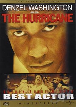 Hurricane DVD Cover Art