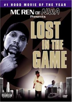 M.C. Ren - Lost in the Game DVD Cover Art