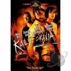 Kalifornia DVD Cover Art
