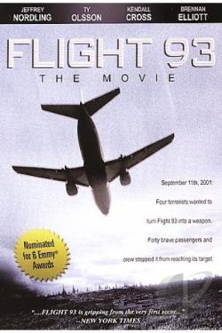 Flight 93 DVD Cover Art