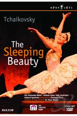 Tchaikovsky - The Sleeping Beauty DVD Cover Art