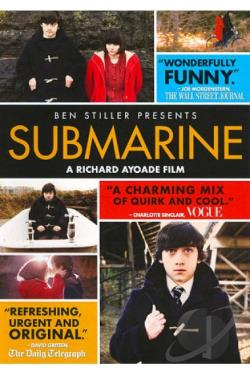 Submarine DVD Cover Art
