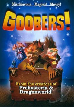 Goobers! DVD Cover Art